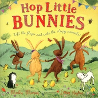 Martha Mumford et Laura Hughes - Hop Little Bunnies.