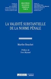 La validité substantielle de la norme pénale.pdf