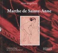 Marthe de Saint-Anne - Marthe de Sainte-Anne.