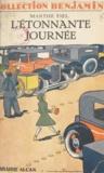Marthe Fiel et Jean-Jacques Roussau - L'étonnante journée.