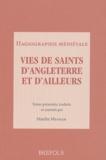 Marthe Mensah - Vies de saints d'Angleterre et d'ailleurs.