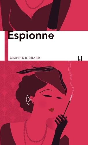 Espionne