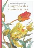 Marthe Seguin-Fontès - L'agenda des anniversaires.
