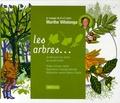 Marthe Villalonga et Corinne Jahier - Les arbres. 1 CD audio