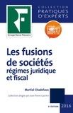 Martial Chadefaux - Les fusions de sociétés.