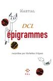 Martial et Christian Prigent - DCL épigrammes.
