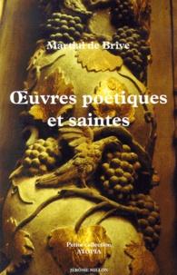 Martial De Brive - .