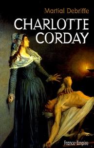Martial Debriffe - Charlotte Corday.