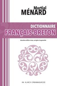 Martial Ménard - Dictionnaire français-breton.