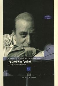 Martial Solal et Xavier Prévost - Martial Solal - Compositeur de l'instant. 1 DVD