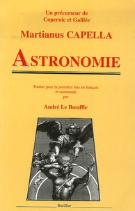 Martianus Capella - Astronomie.