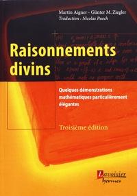 Raisonnements divins- Quelques démonstrations mathématiques particulièrement élégantes - Martin Aigner | Showmesound.org