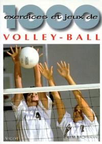Histoiresdenlire.be 1000 exercices et jeux de volley-ball Image