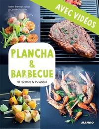 Martin Balme et Camille Sourbier - Plancha & barbecue - Avec vidéos - 50 recettes & 15 vidéos.