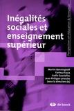 Martin Benninghoff et Farinaz Fassa - Inégalités sociales et enseignement supérieur.