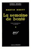 Martin Brett - .