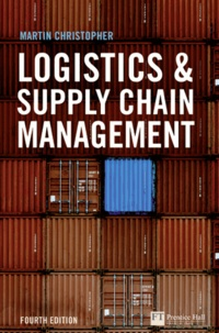 Martin Christopher - Logistics & Supply Chain Management.