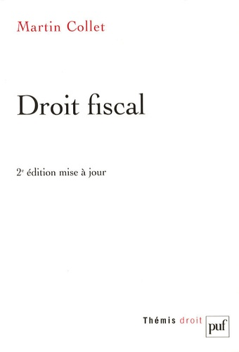 Martin Collet - Droit fiscal.