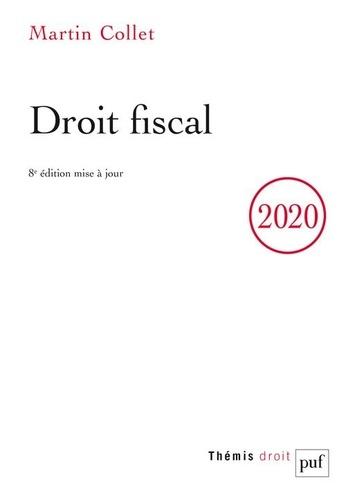 Droit fiscal 8e édition