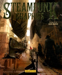 Martin de Diego et Antoni Cadafalch - Steampunk Graphics - The Art of Victorian Futurism.