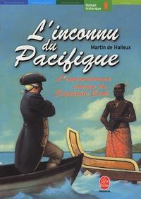 Martin de Halleux - L'inconnu du Pacifique.