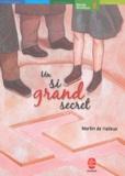 Martin de Halleux - Un si grand secret.