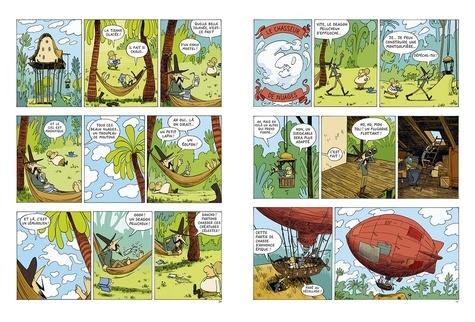 Le chasseur de rêves Tome 2 Haro sur le Tigronimbus !