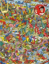 Martin Handford - Cahier Où est Charlie ? A5.
