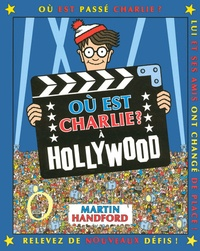 Martin Handford - Où est Charlie ? À Hollywood.