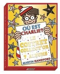 Era-circus.be Où est Charlie ? Le coffret collect'or - Coffret en 7 volumes Image