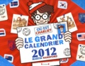 Martin Handford - Où est Charlie ? - Le grand calendrier 2012.