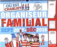 Martin Handford - Où est Charlie ? Organiseur familial.