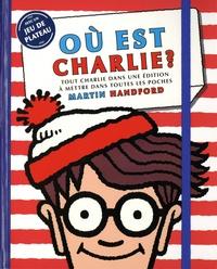 Martin Handford - Où est Charlie ? - Tout Charlie dans une édition à mettre dans toutes les poches. Avec un jeu de plateau.