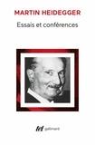 Martin Heidegger - Essais et conférences.