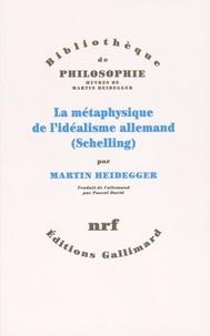 Checkpointfrance.fr La métaphysique de l'idéalisme allemand (Schelling) Image