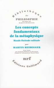 Checkpointfrance.fr Les concepts fondamentaux de la métaphysique Image