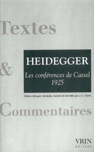 Les conférences de Cassel (1925) précédées de la Correspondance Dilthey-Husserl (1911). - Edition bilingue français-allemand.pdf