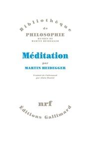 Martin Heidegger - Méditation.