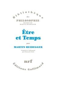 Martin Heidegger - Oeuvres de Martin Heidegger Section I, Ecrits publiés de 1914 à 1970 - Tome 2, Etre et Temps.