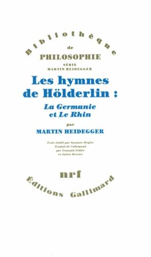 Martin Heidegger - Oeuvres de Martin Heidegger. Section II, cours 1923-1944 Tome 6 - Les Hymnes de Hölderlin.