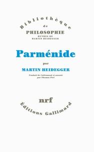Martin Heidegger - Parménide.