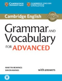 Martin Hewings et Simon Haines - Grammar and Vocabulary for Advanced with Answers.
