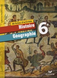 40 Fiches dactivités Histoire Géographie 6e.pdf