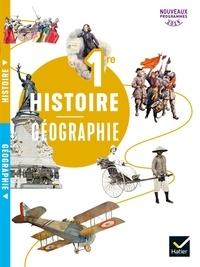 Martin Ivernel et Matthieu Lecoutre - Histoire Géographie 1re.