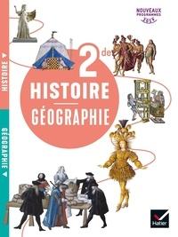Martin Ivernel et Jérôme Amichaud - Histoire-Géographie 2de.