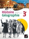 Martin Ivernel et Benjamin Villemagne - Histoire-Géographie 3e.