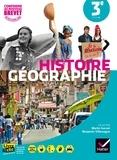Martin Ivernel et Benjamin Villemagne - Histoire Géographie 3e.