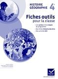 Martin Ivernel et Anne-Marie Rubio-Daumas - Histoire géographie 4e - Fiches outils pour la classe.