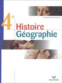 Histoire Geographie 4eme Pdf Livre En Ligne
