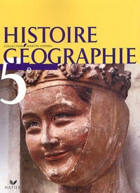 Martin Ivernel - Histoire Géographie 5e.